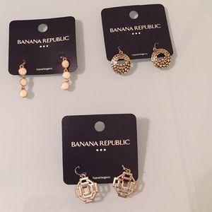 Banana Republic Ear Rings (3)